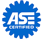 ASE Certified and Trained