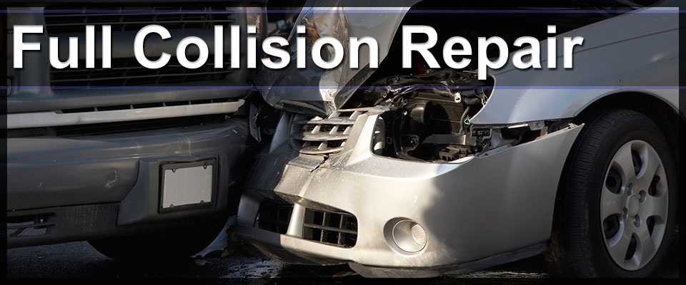 Accident and Collision Auto Body Repair in Sheboygan